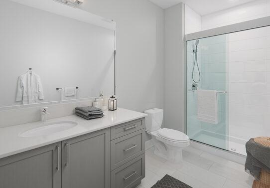 Image of Richardson Ridge rental bathroom