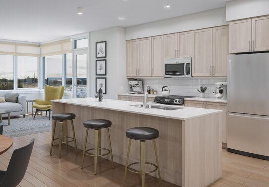 Image of Richardson Ridge rental kitchen